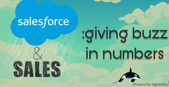 Salesforce: Giving Buzz In Numbers