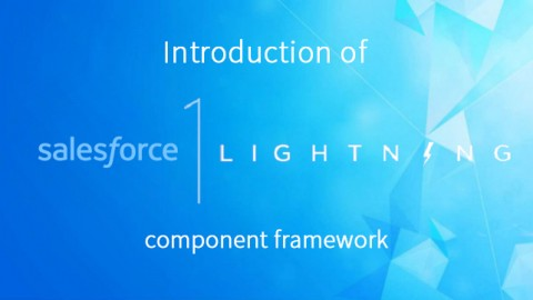 Introduction of Lightning Component Framework