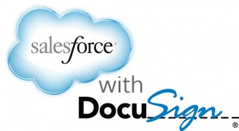 Salesforce with DocuSign