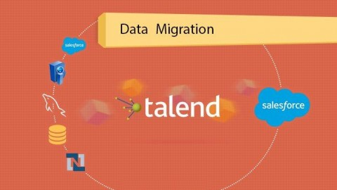 Import and Export Data from Salesforce using Talend