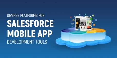 Diverse Platforms for Salesforce Mobile App Development Tools