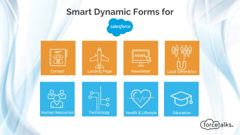 Smart Dynamic Forms for Salesforce