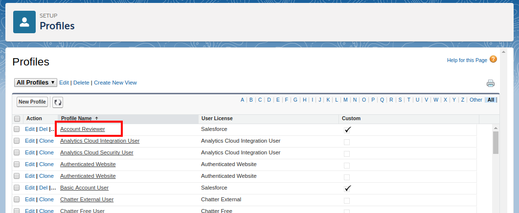 how to find salesforce ip for cs89
