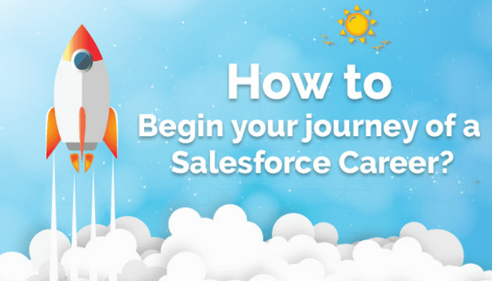 Salesforce Infographic | How to start your career In