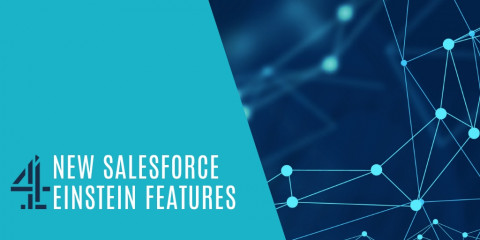 4 New Salesforce Einstein Features – What it means for Service Cloud users