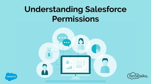 Understanding Salesforce Permissions