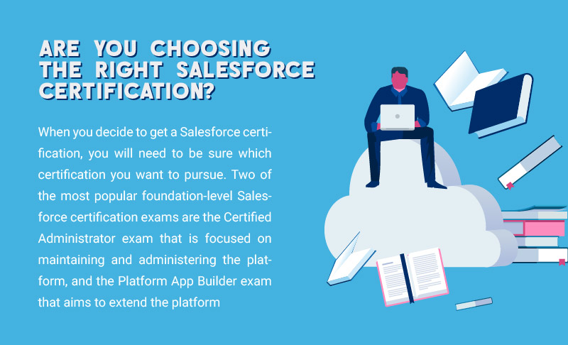 choosing the right salesforce certification