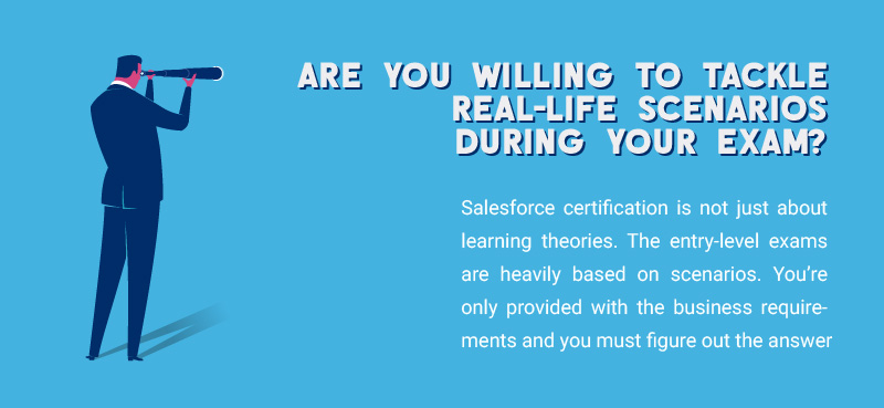Salesforce examination details