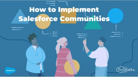 How to implement Salesforce Communities