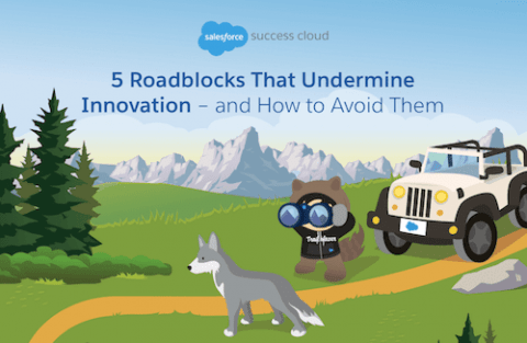 5 Roadblocks That Undermine Innovation — and How to Avoid Them