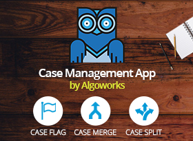 Case Management App by Algoworks