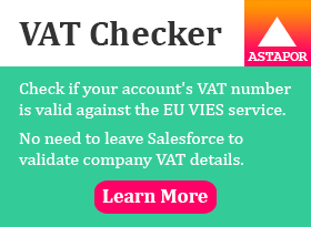 Astapor VAT Checker