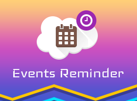Events Reminder