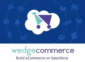 WedgeCommerce-In-Built eCommerce on Salesforce